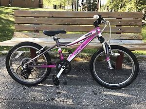 Child's 20 inch Mountain Bike - Opus Thumper 2016