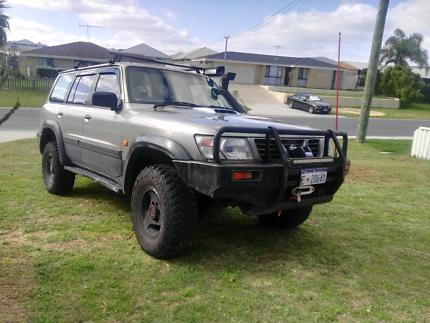 1998 gu patrol td42