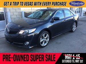 2013 Toyota Camry SE PRE-OWNED SUPER SALE ON NOW! 4 DR, AUTO,...