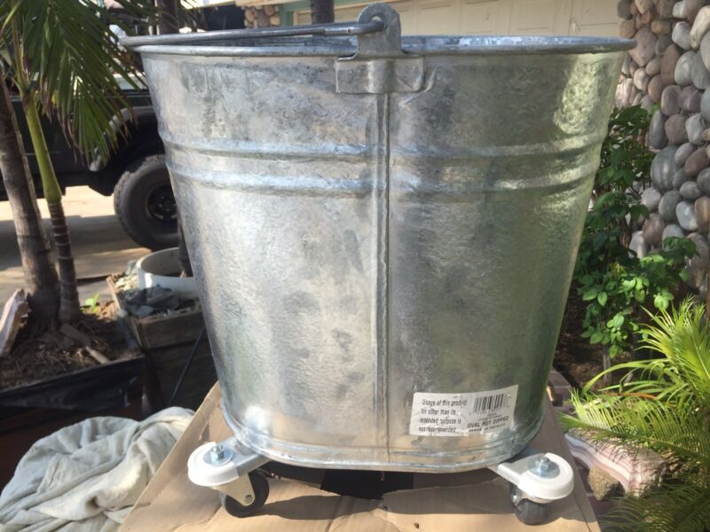 mop bucket With wheels