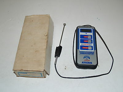 Atkins Thermocouple Thermometer Nsp0696-0 - Works
