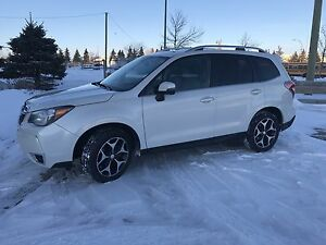 2014 Subaru Forester 2.0XT Limited with EyeSight! $29,867.00