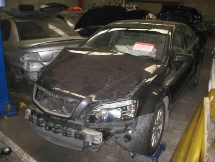 Holden Statesman wm 6ltr auto Frankston Frankston Area Preview