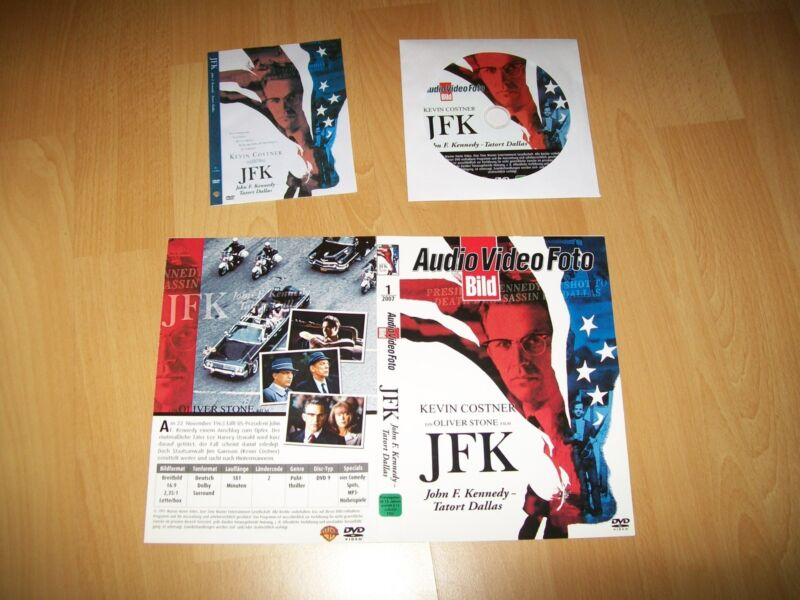 DVD - JFK (Audio Video Foto Bild-Edition 1/2007)