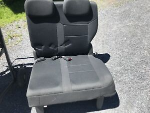 Stow and Go seats from 2010 Dodge Grand Caravan