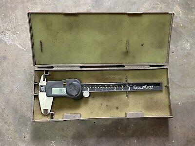 Brown Sharpe Dura-cal Digital Caliper Ip65