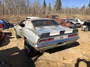1969 camaro X77  Z28 project car for sale