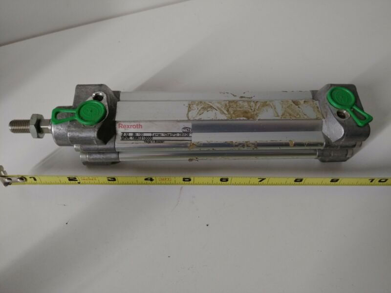 Rexroth pneumatic air cylinder MNR:1680310000 pmax 10 bar made in sweden.