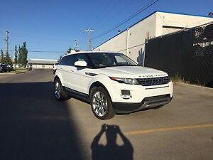 2012, Range Rover, Evoque , Prestige edition ,