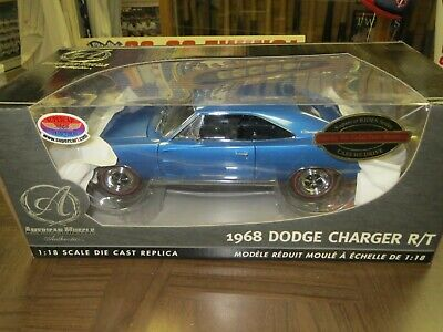 1968 Dodge Charger R/T-American Muscle Collectible Models-1:18 Scale