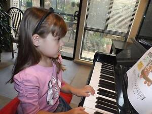 PIANO LESSONS FOR KIDS IN GREENWITH Greenwith Tea Tree Gully Area Preview