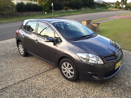 Automatic Toyota Corolla for sale 2011 Croudace Bay Lake Macquarie Area Preview