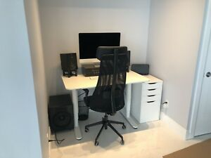 M-Audio BX5 D2 Studio Monitors & BX 10 Subwoofer