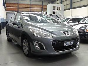 2012 Peugeot 308 T7 Active Hatchback 5dr 1.6T 6sp Auto MY12 Hatch Alphington Darebin Area Preview