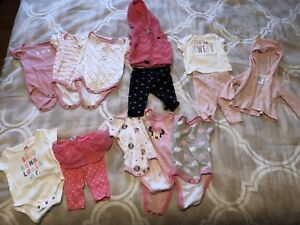 Brampton -  New Born Girls Clothes (price drop) 13 items for $10