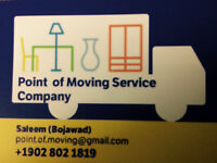 ⭐️⭐️Point of Moving Service 17ft $60 call 802-1819⭐️⭐️