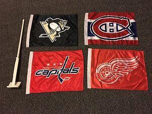 NHL Car Flags
