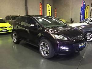 2007 Mazda CX-7 TURBO MPFI 6 SP AUTO ACTIVEMATIC Wagon Arundel Gold Coast City Preview