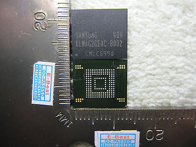 1 Piece KLMAG2GEAC-8002 KLMAG2GEAC-BO02 KLMAG2GEAC-B0O2 KLMAG2GEAC-B002 FBGA153