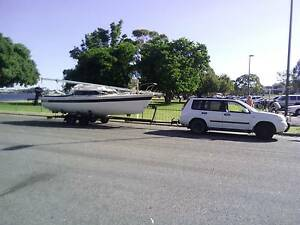 court 650 trailer sailer  sailing yacht█████ REDUCED from 9900 Langford Gosnells Area Preview