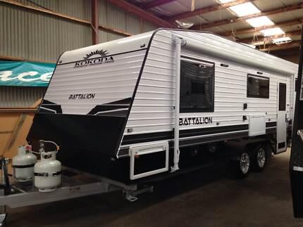 Kokoda Battallion 2017 Model For Sale