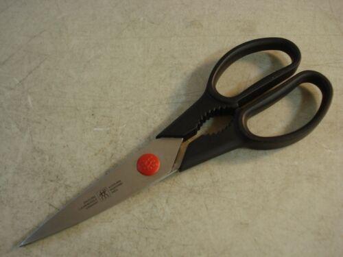 Zwilling J.A. Henckels Germany 41370-000 Kitchen Shears Scissors NICE*
