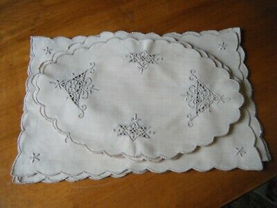 Kitchen Table Linens Madeira Placemats