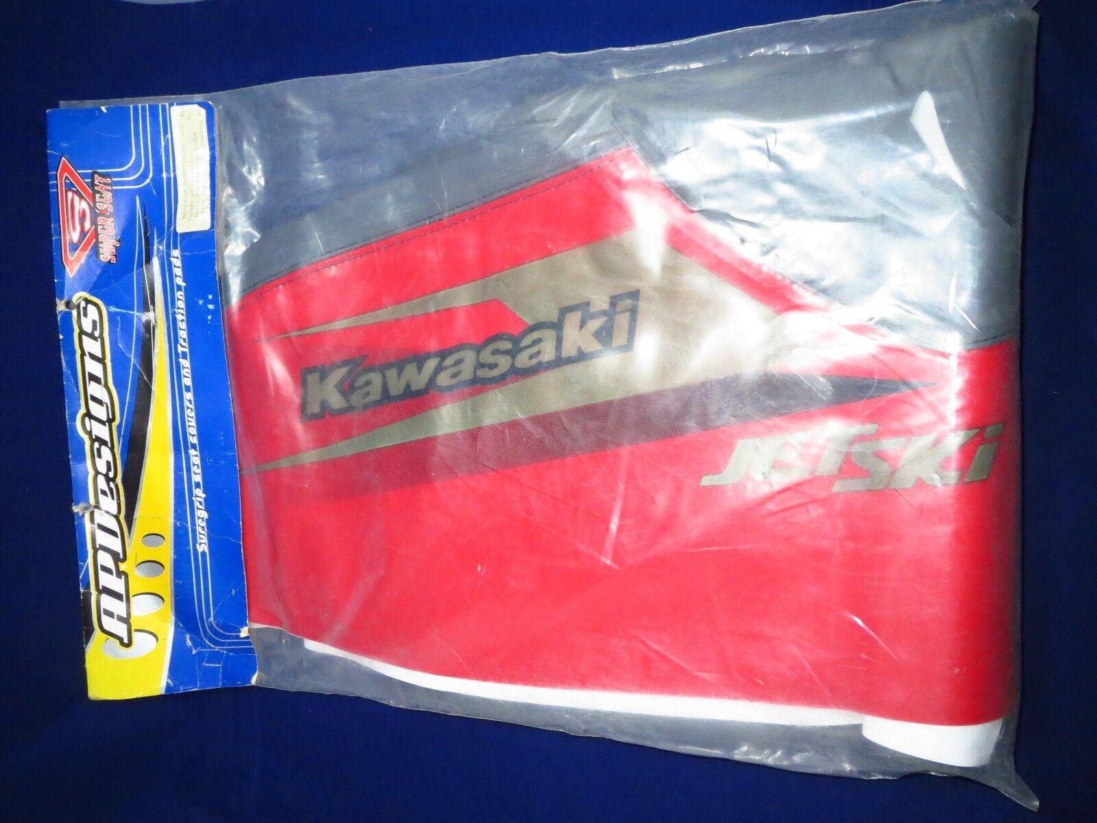 Kawasaki Jet Ski 1998 STX Super Seat AP Designs W53001-004 Red Seat Cover APD