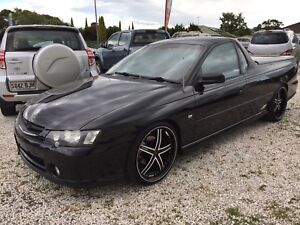 2003 Holden VY SS manual ute