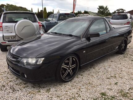 2003 Holden VY SS manual ute Mount Gambier Grant Area Preview