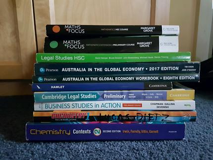 2nd Hand Textbooks!
