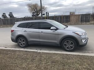 2013 Hyundai Santa Fe XL Luxury (7seater )AWD,Leather,Panoroof