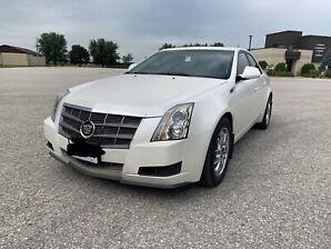2009 Cadillac CTS - NEW WHEELS NEW BRAKES