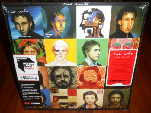The Who - Face Dances 2021 RSD LP Expanded Edition Brand New