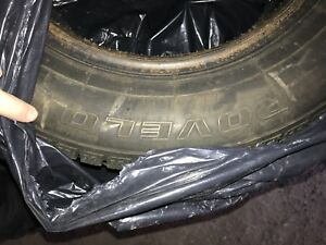 4 winter tires Rovelo 205 / 65R15 94T good condition