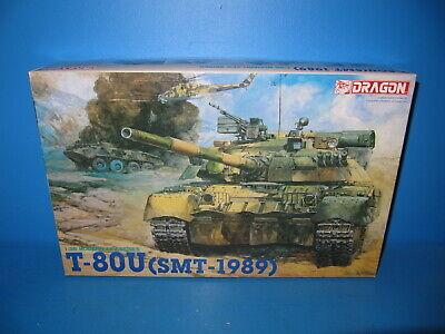Dragon 1:35 Kampfpanzer T- 80U (SMT-1989 ) in OVP No. 3512, gebraucht gebraucht kaufen  Siegburg
