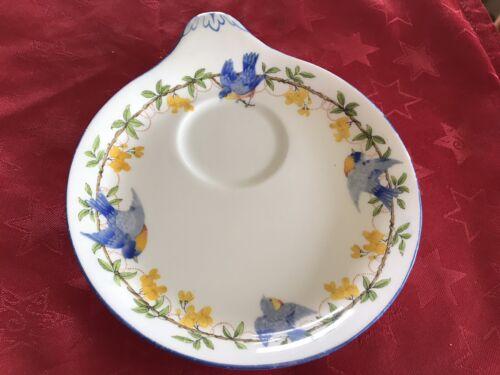 Vintage Ansley Tea Cup Plate