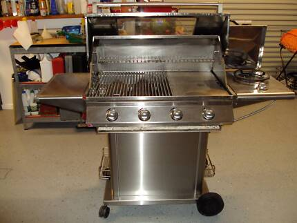 Stainless Steel Barbecue St George Aussie Madethe Best