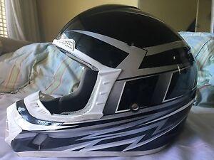 Motorbike helmet Dalkeith Nedlands Area Preview