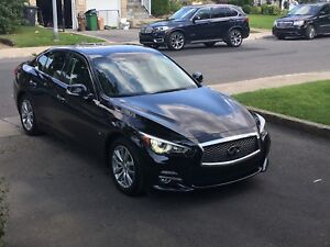 TRANSFERT DE BAIL ! 2014 INFINITI Q50 AWD FULLY-LOADED