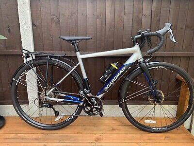 Boardman 8.8 ADV adventure bike
