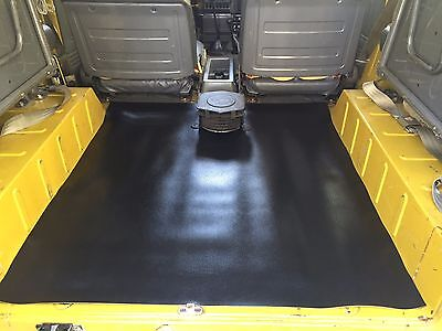Rear Cargo Floor Mat for Toyota Land Cruiser FJ40 ()