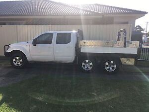 Nissan Navara D40 ST 6 Wheeler 2011 Hornsby Heights Hornsby Area Preview