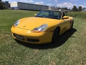 2000 Porsche Boxster Coupe