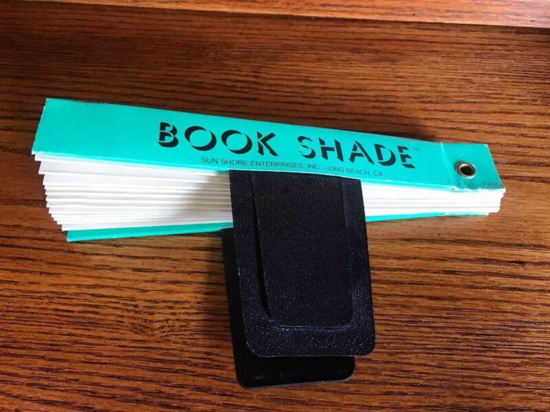 Vinatge BOOK SHADE Sun Shore Enterprises NOVELTY Item!!