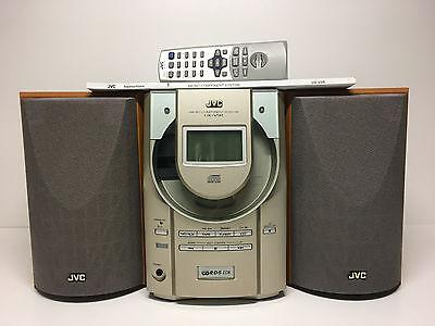 JVC UX-V5R Mini Stereoanlage HiFi Component System  +FB +BDA online kaufen