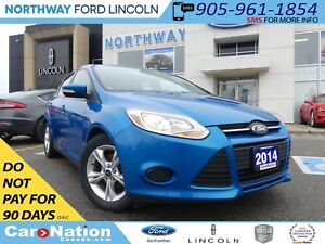 2014 Ford Focus SE | HEATED SEATS | REMOTE START | GREAT ON FUEL