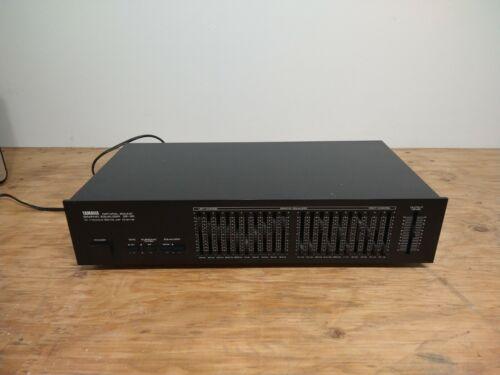 Yamaha Natural Sound Graphic Equalizer GE-30 - Tested - Work