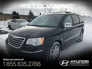 CHRYSLER TOWN & COUNTRY LIMITED + NAVI + DVD + STOW N GO +