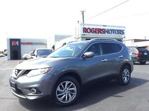 2015 Nissan Rogue SL AWD - NAVI - 360 CAMERA - PANO ROOF